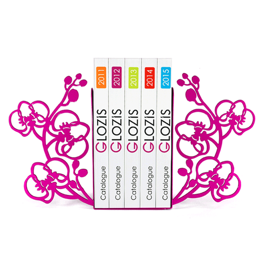 Упоры Для Книг Glozis Упоры для книг Glozis Orchid