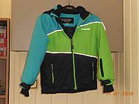 Куртка зимняя на флисовой подкладке мальчуковая GLISSADE, фото 1