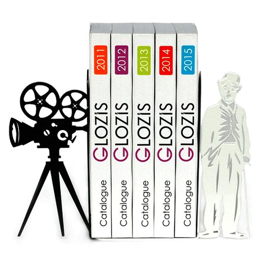 Упоры Для Книг Glozis Упоры для книг Glozis Chaplin