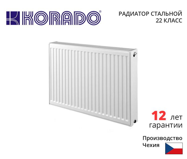 """""""Радиатор стальной марки KORADO 500*800, 22 класс"""""""
