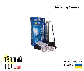 """""""Насос глубин. БЦПЭ 0,5-40У с внутр.кабелем, ТМ """"Водолей"""", производство: Украина"""""""