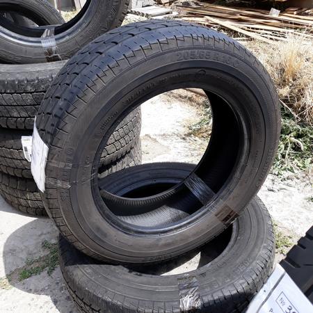Бусовские шины б.у. / резина бу 205.65.r16с Barum Vanis 2 Барум