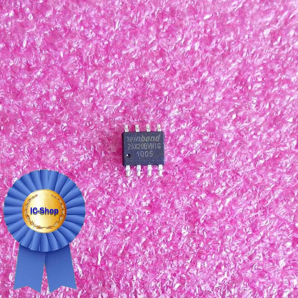 Микросхема W25X20BVNIG ( 25X20BVNIG )