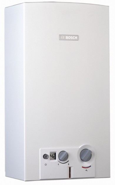 """Газовая колонка Bosch Therm 6000 O WRD 10-2G; Производство - Португалия"""