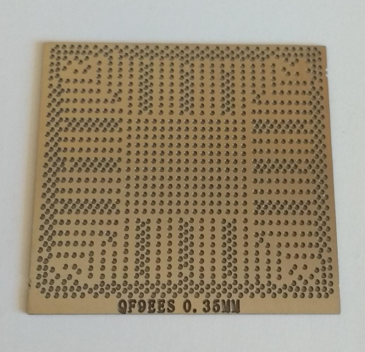 Трафарет BGA Intel QF9EES
