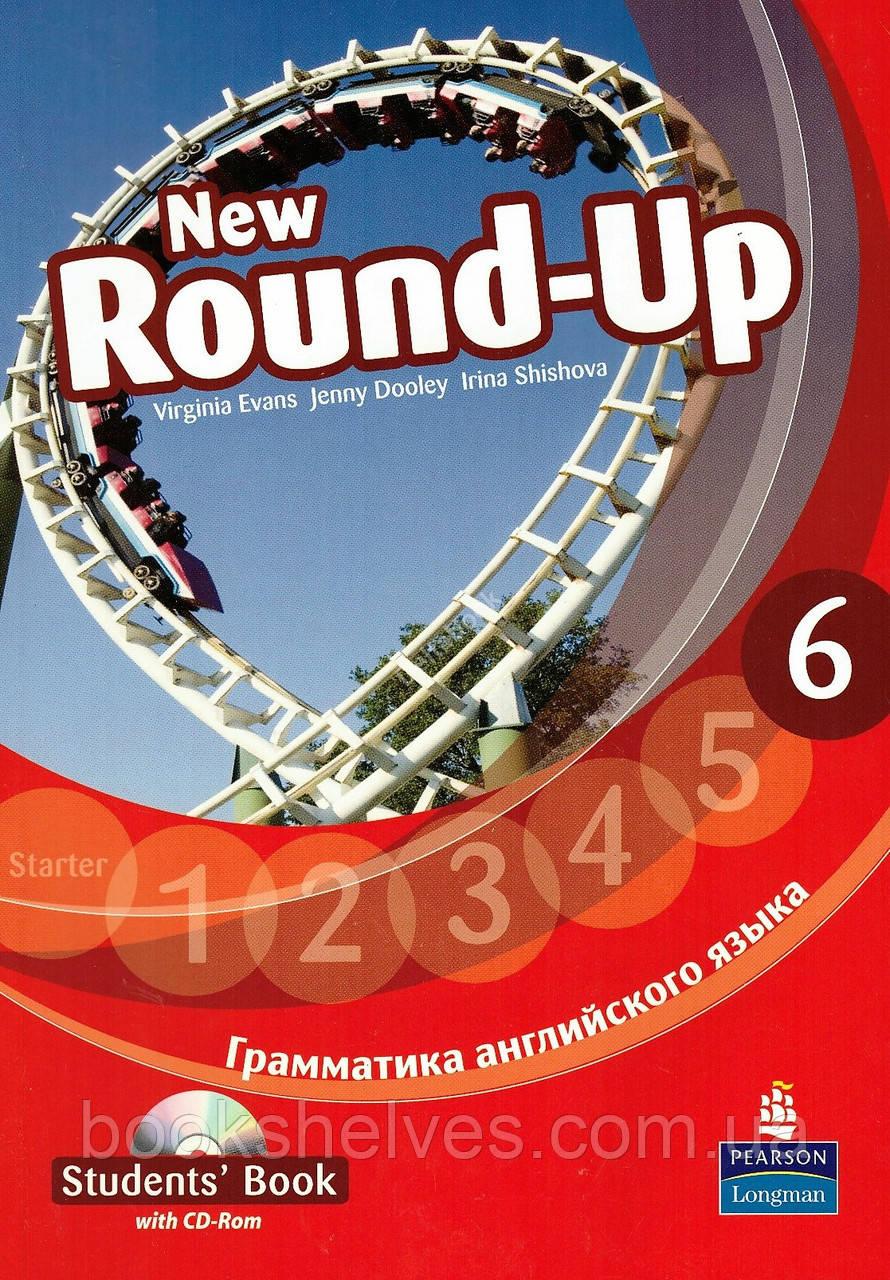 Round-Up NEW 6 Student's Book + CD-Rom