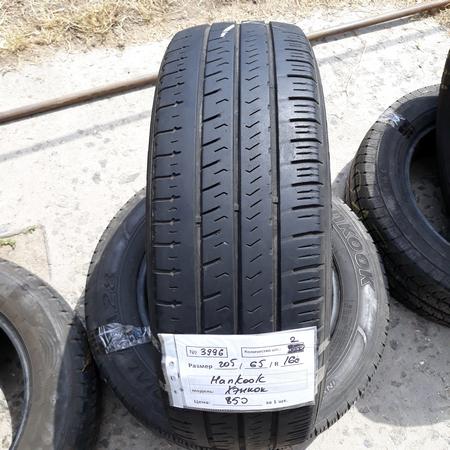 Бусовские шины б.у. / резина бу 205.65.r16с Hankook Radial RA28 Хэнкок