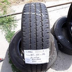 Шины б.у. 205.65.r16с Dunlop Econodrive Данлоп. Резина бу для микроавтобусов. Автошина усиленная. Цешка