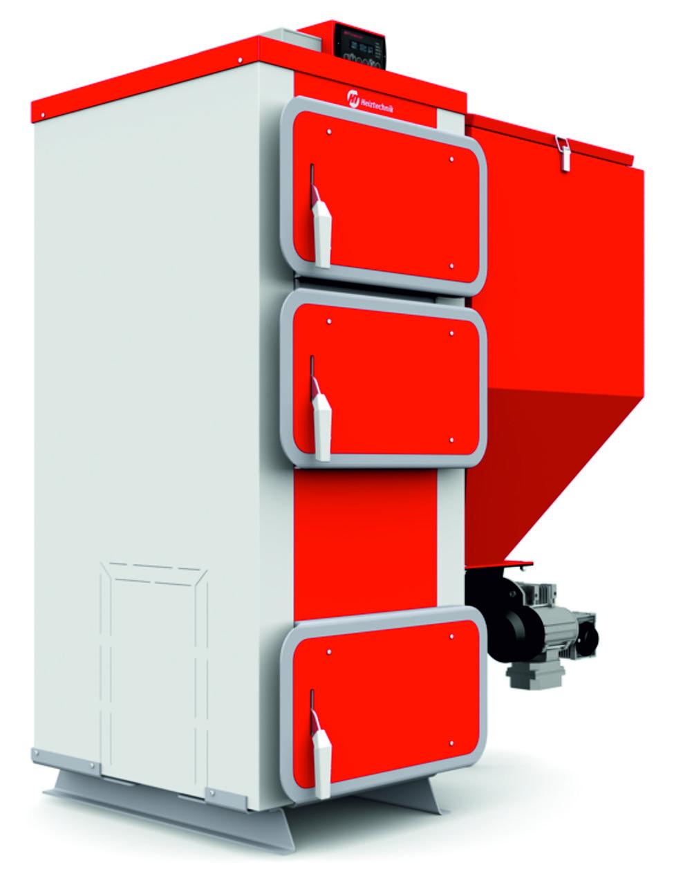 Котел с автоматической подачей топлива Q Bio 15