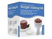KC Пресс для формирования гамбургеров 100гр и 100 восковых разделительных листов