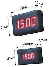 Цифровые автоприборы (Термометры, вольтметры, тахометры, мотоприборы)