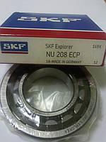 Підшипник NU 208 ECP (SKF)
