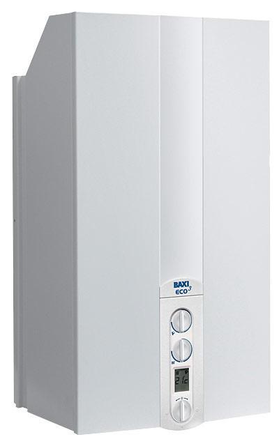 """Газовый котел Baxi Eco Compact 1.140 Fi"""