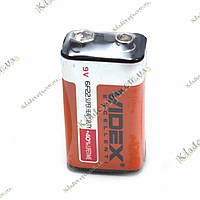 Батарея VIDEX  Крона 9V 24 шт., фото 1