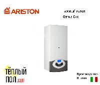 """""""Газовый котел ТМ """"Ariston"""" Genus Evo System 30 FF с трубой, производство: Италия"""""""