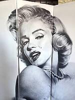 Ширма для салонов красоты Мэрилин Монро