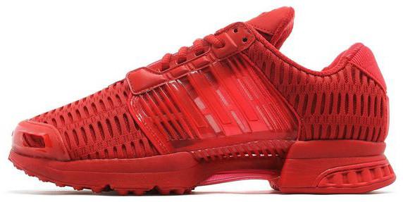 Мужские кроссовки adidas Climacool 1 (Адидас Климакул) красные