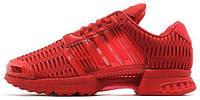 Мужские кроссовки adidas Climacool 1 (в стиле Адидас Климакул) красные