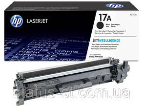 Заправка картриджа HP 17A (CF217A) для принтера LJ Pro M102a, M102w, M130a, M130fw, M130nw