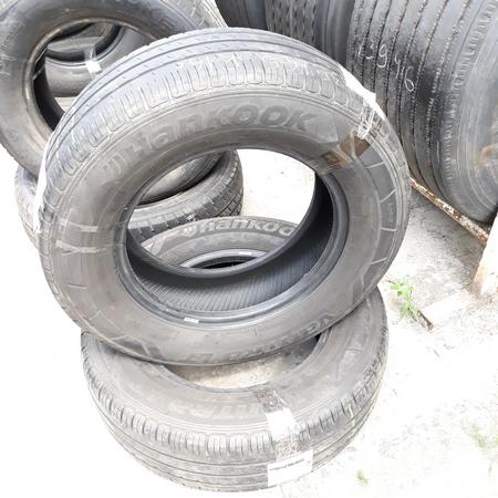 Бусовские шины б.у. / резина бу 235.65.r16с Hankook Vantra LT Хэнкок