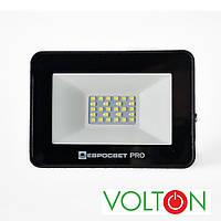 LED прожектор 20 Вт 6500K IP65 SMD 1800lm PRO, фото 1
