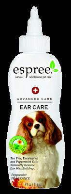 Espree Ear Care 118 мл - Очиститель ушей с мятой для собак