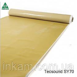 Звукоизоляционные материалы для стен Tecsound SY 70 (1,22х5,05м)