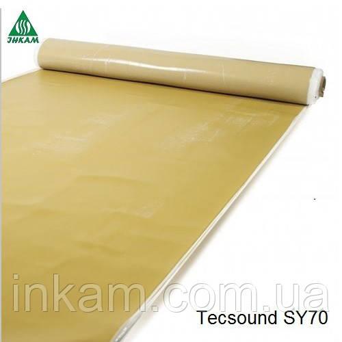 Звукоизоляционные материалы для стен Tecsound SY 70