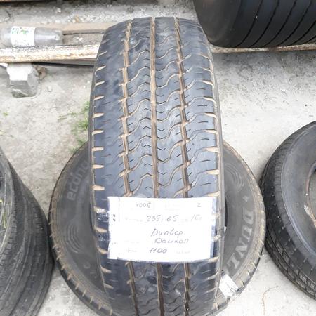 Бусовские шини б.у. , гума бо 235.65.г16с Dunlop Econodrive Данлоп