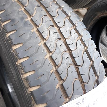 Шины б.у. 235.65.r16с Dunlop Econodrive Данлоп. Резина бу для микроавтобусов. Автошина усиленная. Цешка