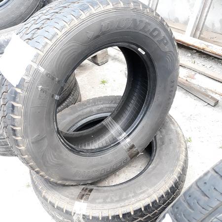 Бусовские шины б.у. / резина бу 235.65.r16с Dunlop Econodrive Данлоп