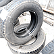 Бусовские шини б.у. , гума бо 235.65.г16с Dunlop Econodrive Данлоп, фото 3