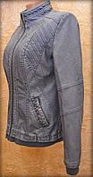 Куртка  весна - осень (экокожа)