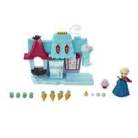 Disney Принцессы диснея Эльза и Магазин сладостей Маленькое королевство Frozen Little Kingdom Arendelle Treat Shoppe