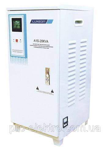 Стабилизатор напряжения Luxeon A1S-15KVA SERVO