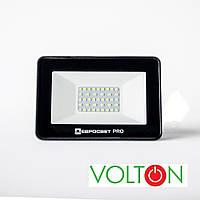 LED прожектор 30 Вт 6500K IP65 SMD 2700lm PRO, фото 1