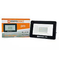Прожектор LED 30 Вт 6500K IP65 SMD 2700lm PRO, фото 1