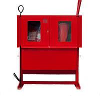 Щит пожарный закрытого типа с ящиком для песка (БЕЗ КОМПЛЕКТАЦИИ)