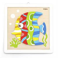 """Набор для творчества Viga Toys """"Своими руками. Рыбка"""" (50687)"""