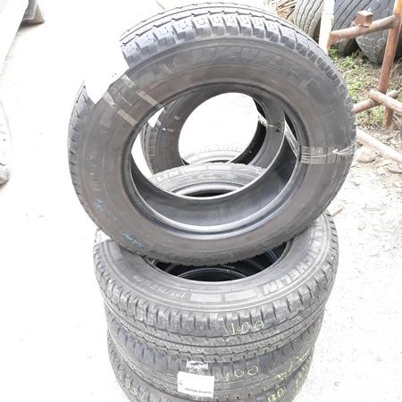 Бусовские шины б.у. / резина бу 195.75.r16с Michelin Agilis Camping Мишлен