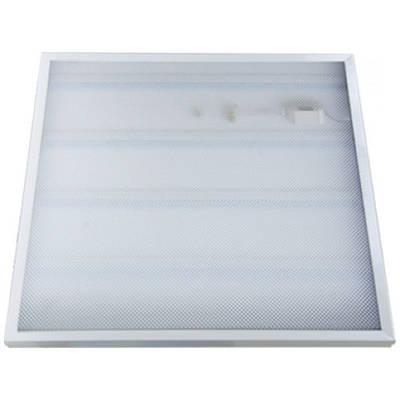 Светодиодный LED светильник 40W 6000K (595х595мм) накладной и для потолков Армстронг
