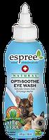 Espree Optisoothe Eye Wash 118 мл - смягчающее моющее средство и ополаскиватель для глаз с алоэ