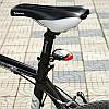 Задний велосипедный фонарь на солнечной батареи Solar, фото 8