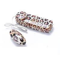 Стильное леопардовое Вибро Яйцо 029