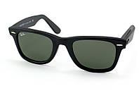 7a86c30b10a0 Солнцезащитные очки Ray-Ban Original Wayfarer Черный (RB2140 901s)
