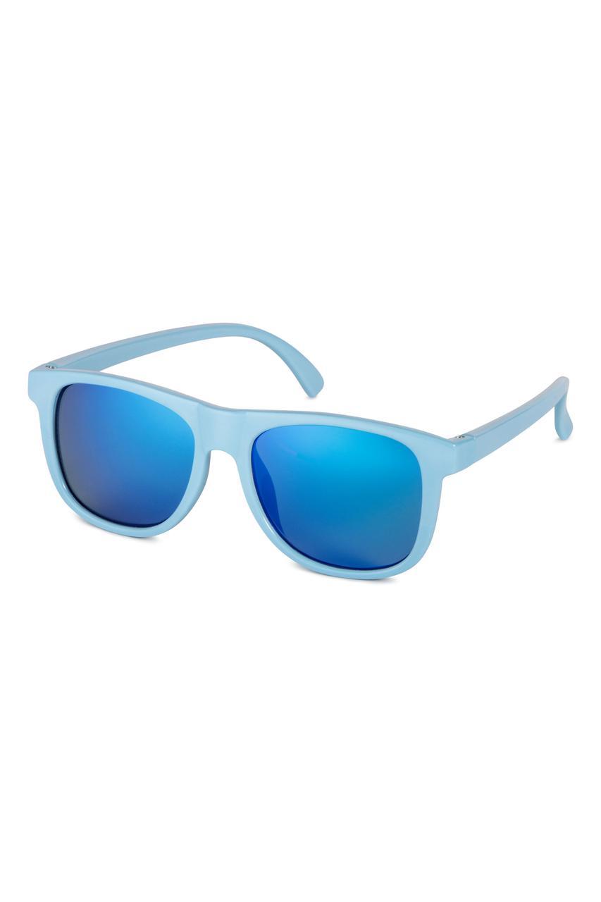 Детские голубые солнцезащитные очки H M для мальчика H M - купить с ... 530fc6099f7f8