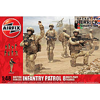 British Army Troops. 1/48 AIRFIX 03701