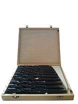 Сверла Морзе для металла, набор из 10 шт, фото 3