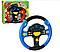 Руль музыкальный со световыми эффектами. Детский интерактивный руль. Детский игрушечный руль., фото 4