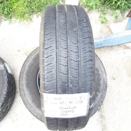 Бусовские шины б.у. / резина бу 215.70.r15с Goodride Radial SC 301 Гудрид